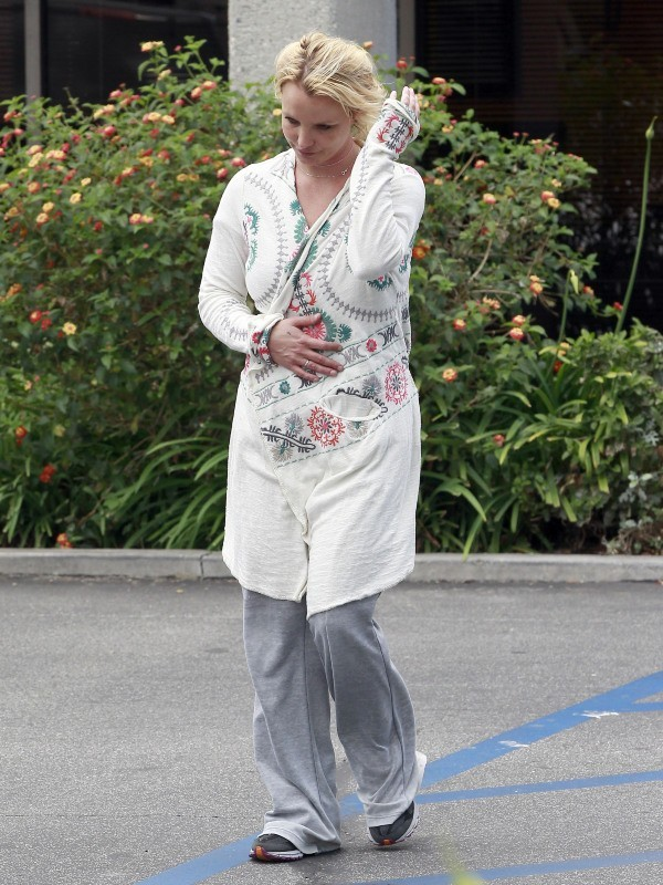 Britney Spears, Los Angeles, 17 mai 2013