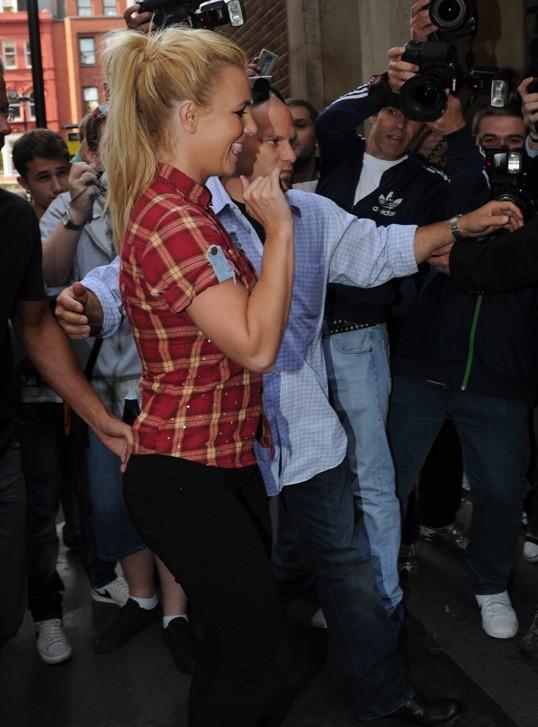 Attention, Britney arrive !