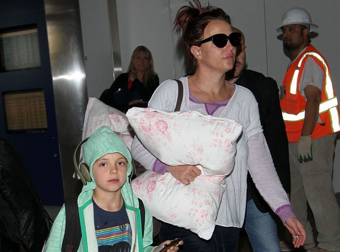 Britney Spears : en partance pour le mariage de sa petite soeur !