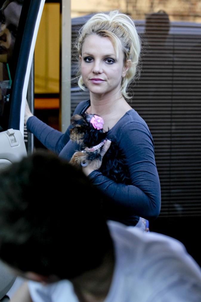 Britney Spears initie ses enfants à la musique