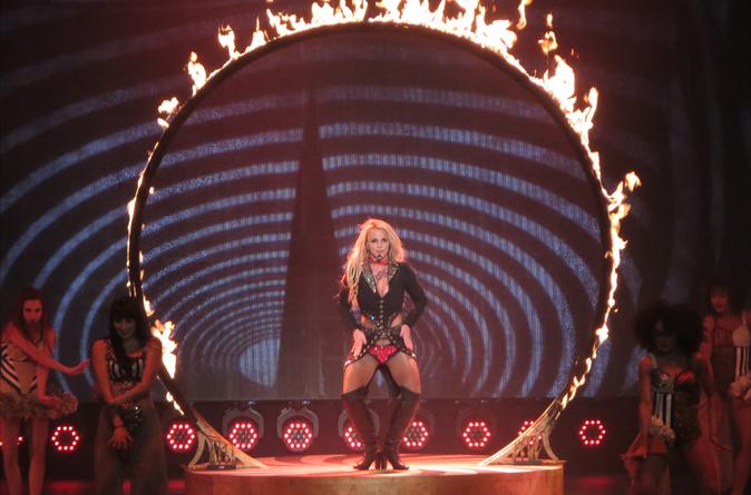 Photos : Britney Spears : enfin un prix pour célébrer sa carrière !