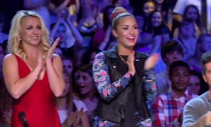 Demi Lovato sous le charme...