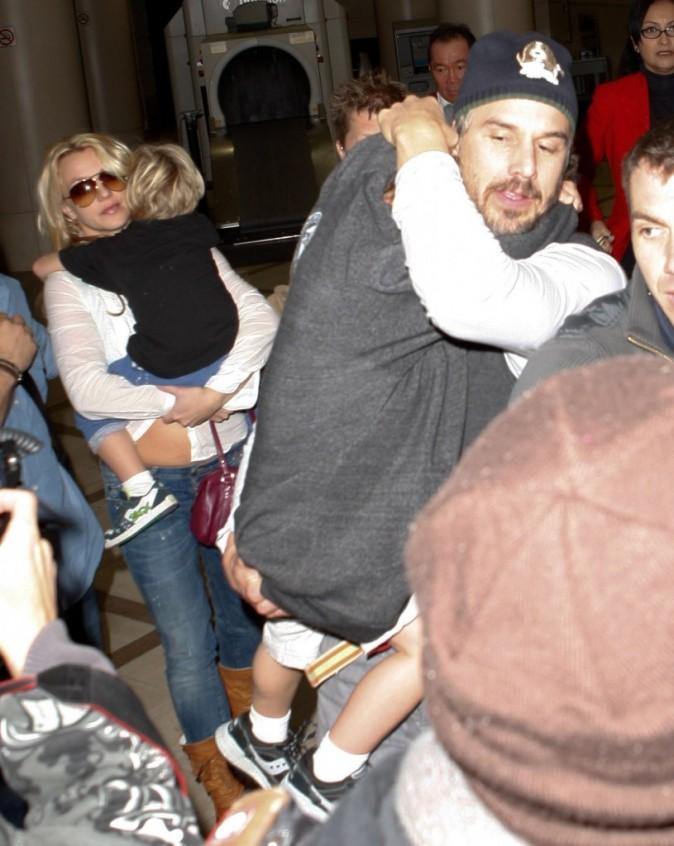 Jason très présent pour les enfants de Britney !