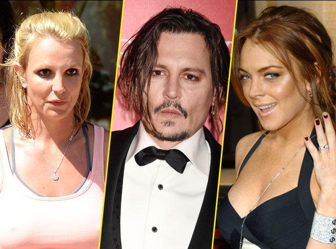 Photos : Britney Spears, Johnny Depp, Lindsay Lohan... 23 stars cradingues !