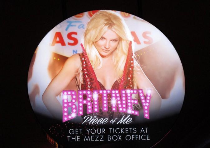 C'est ce soir le lancement du nouveau show de Britney à Vegas !