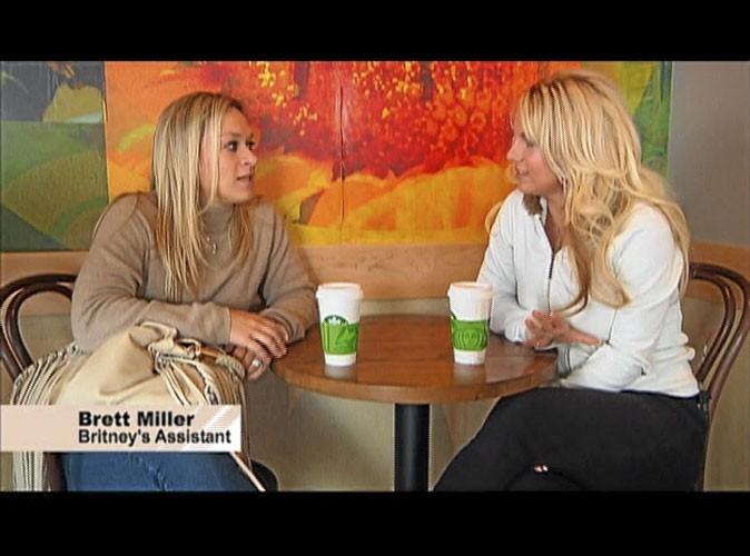 Britney Spears dans Britney : Femme fatale