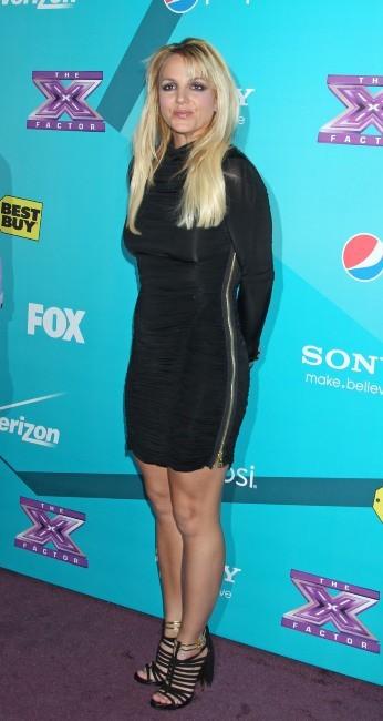 Britney Spears le 5 novembre 2012 à Los Angeles