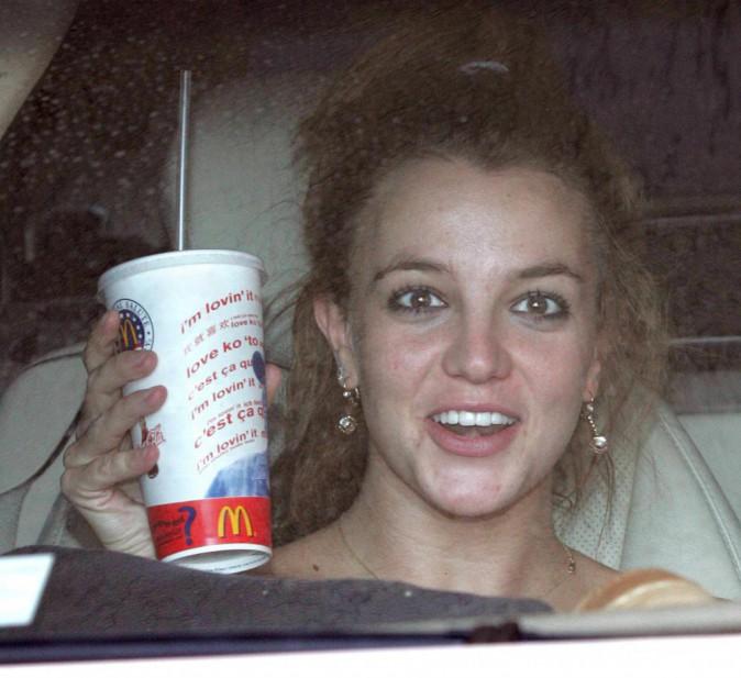 Britney en 2004 !