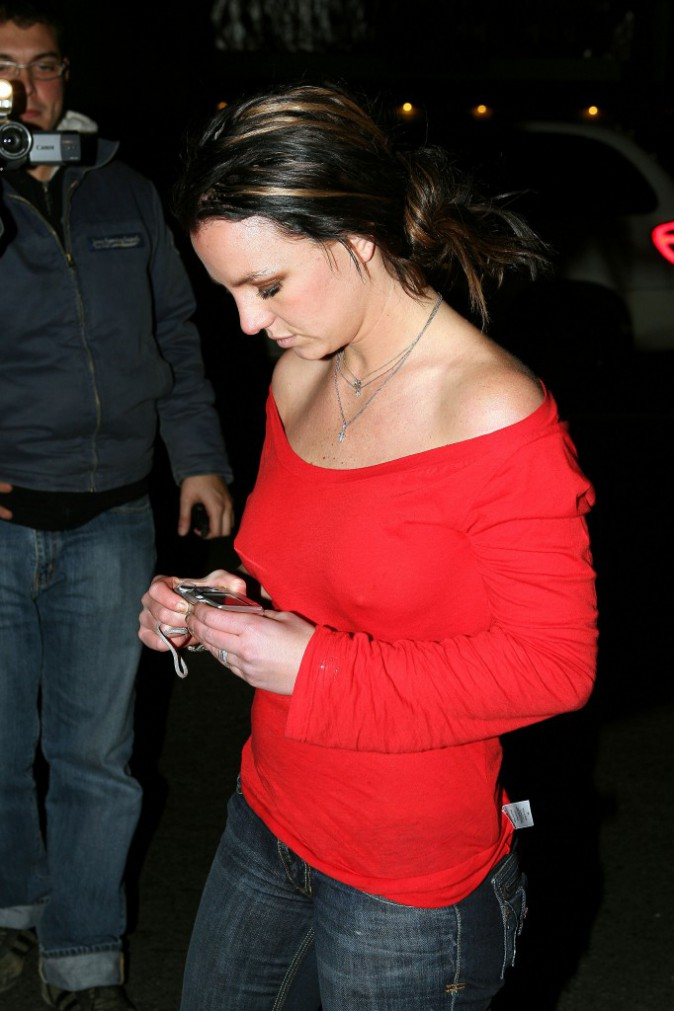 Britney en 2007 !