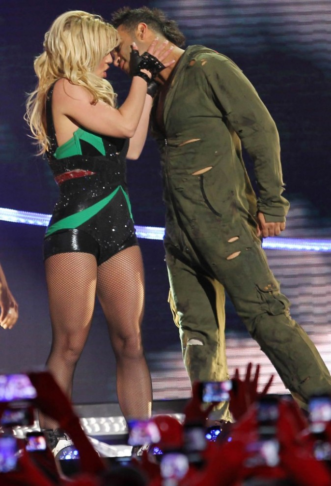Hot hot Britney !