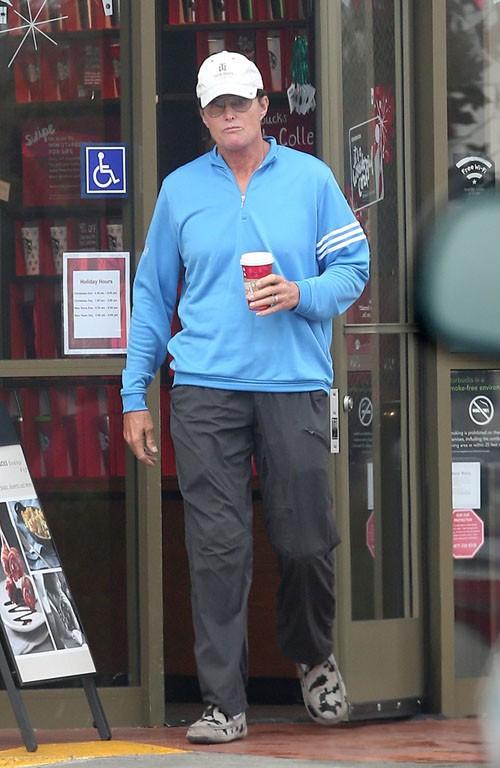 Bruce Jenner à Malibu le 17 décembre 2014
