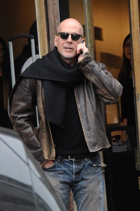 Bruce Willis, toujours aussi séduisant !