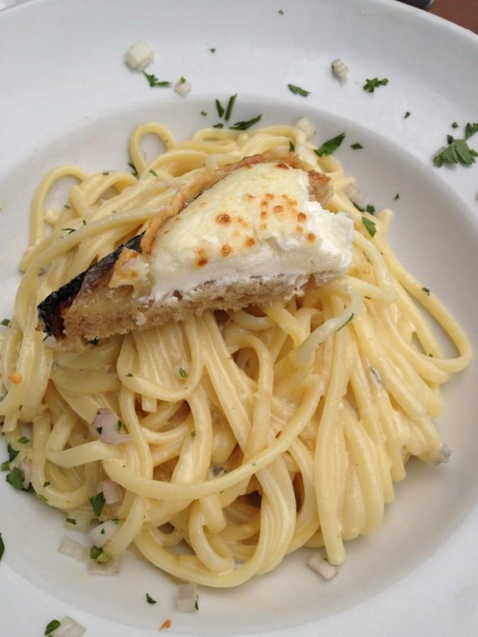 Les pasta pour Baptiste