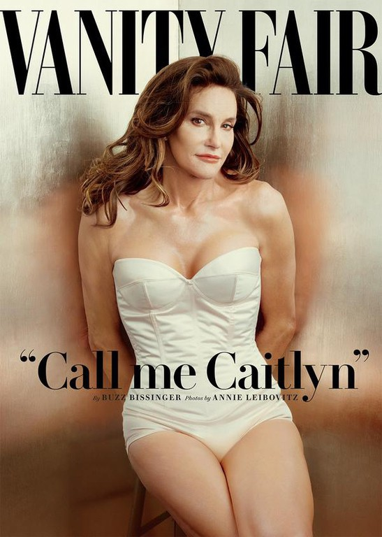 Caitlyn Jenner pour Vanity Fair