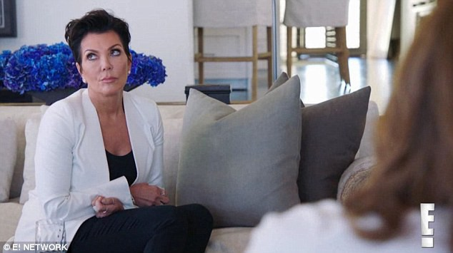 Kris et Caitlyn Jenner