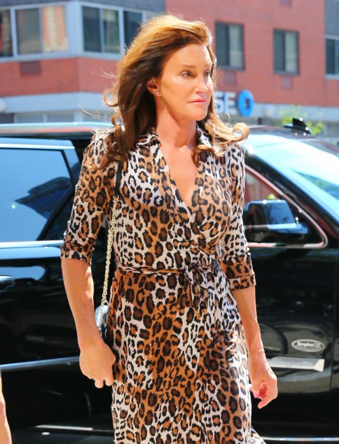 Caitlyn Jenner à New York, le 30 juin 2015