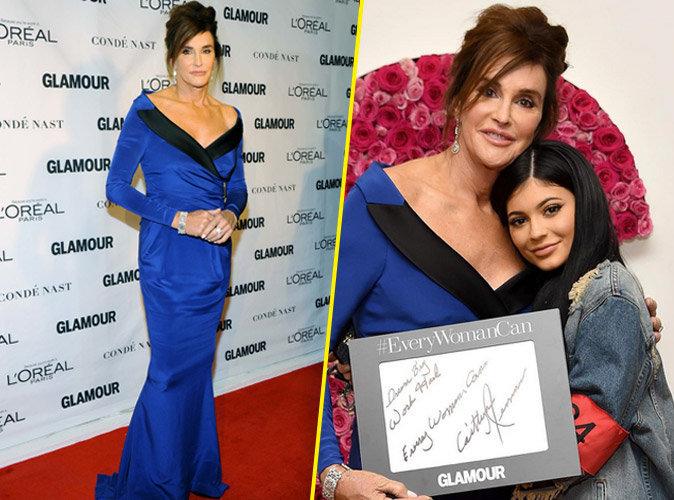 Photos : Caitlyn Jenner : femme de l'année glamour et comblée !