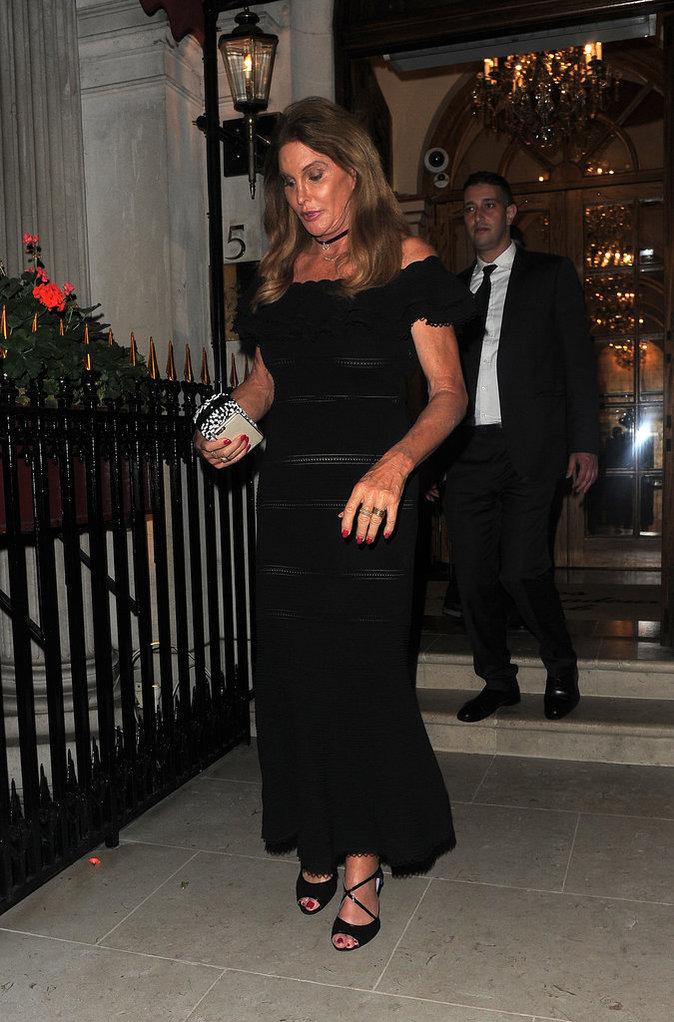 Photos : Caitlyn Jenner : gros coup de mou à Londres... C'est pas la joie !