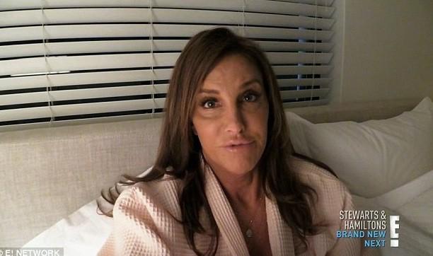 Caitlyn Jenner dans le deuxième épisode d'I am Cait