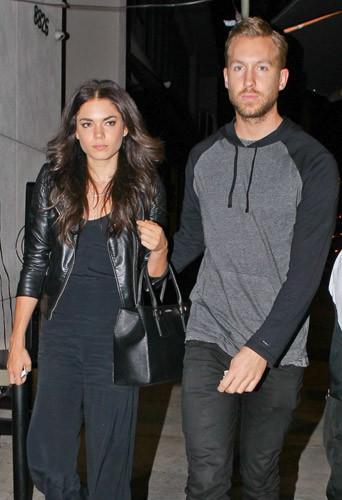 Photos : Calvin Harris et Aarika Wolf : alerte au nouveau couple !