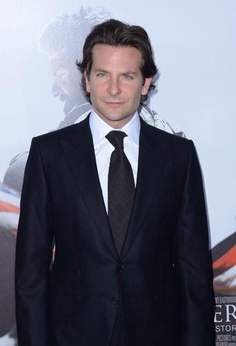 Avec Bradley Cooper en 2007