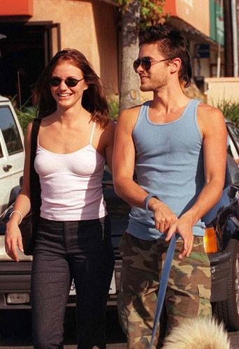 Avec Jared Leto de 1999 à 2003