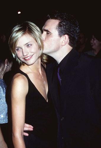 Avec Matt Dillon de 1995 à 1998