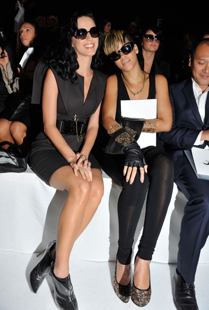 Photos : Katy Perry et Rihanna sont amies