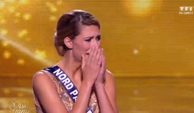 Photos : Camille Cerf élue Miss France 2015 !
