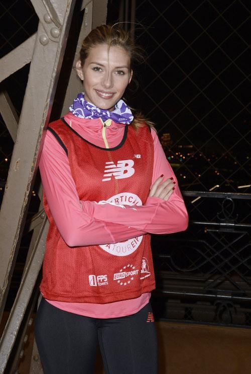 Camille Cerf participe à La Verticale le 20 mars 2015
