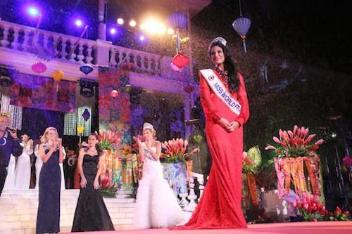 Miss Tahiti 2014 participera à Miss World en décembre prochain