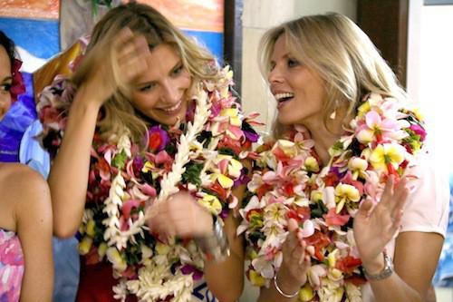 Photos : Camille Cerf : une Miss France accueillie comme une reine à Tahiti !