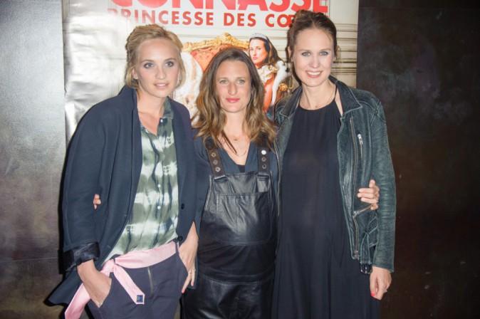 """Camille Cottin, Lucie Lucas, Manu Payet… La """"Connasse"""" réunit !"""