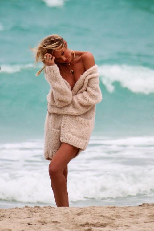 Photos : Candice Swanepoel : l'Ange Victoria's Secret enchaîne les shootings sexy et estivaux !