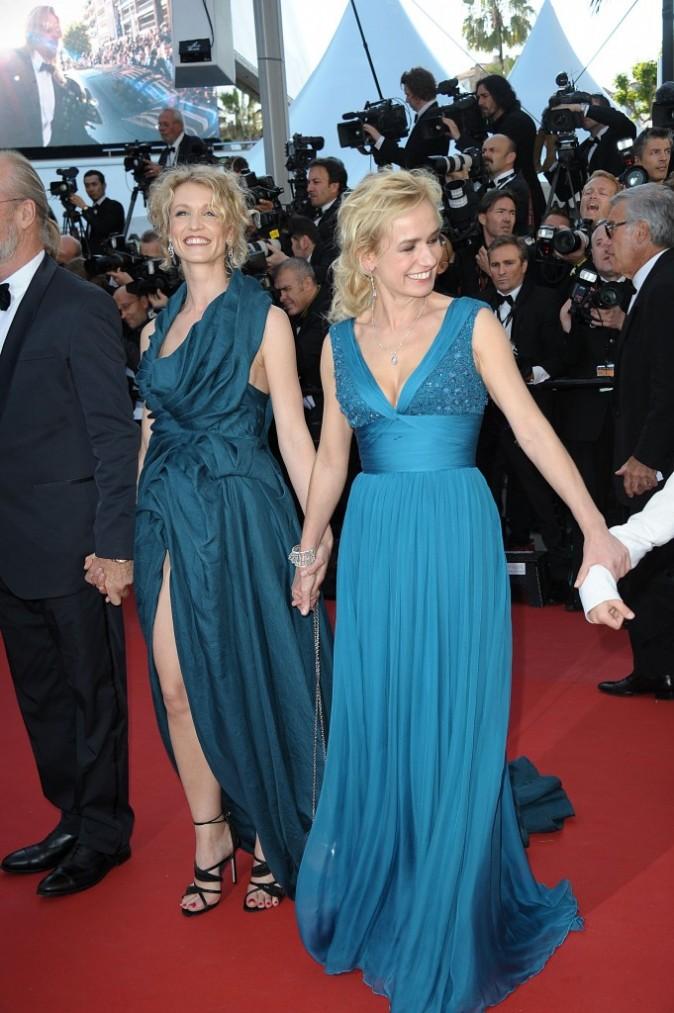 Avec Sandrine Bonnaire !