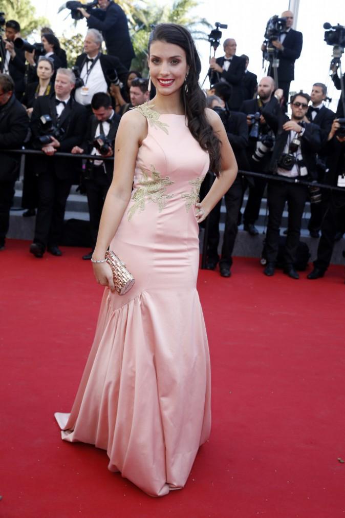 """Photos : Cannes 2015 : Ludivine Sagna : radieuse pour la première du film """"Youth"""" !"""