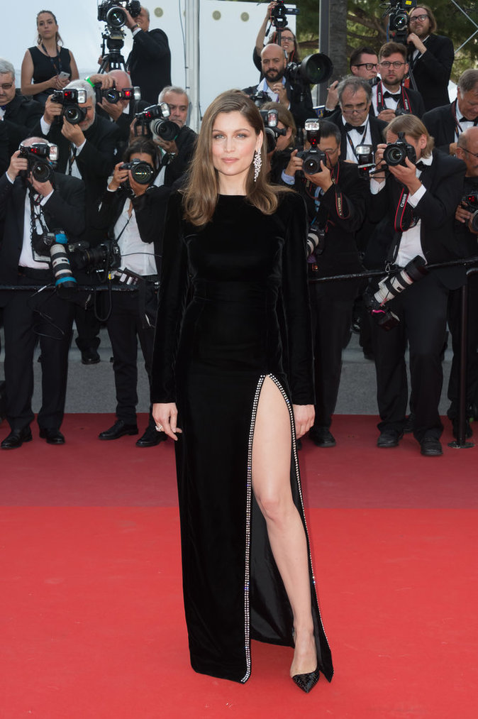 Cannes 2017 : Laetitia Casta : juste sublime sur le red carpet !