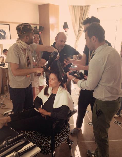Cannes vu par Eva Longoria