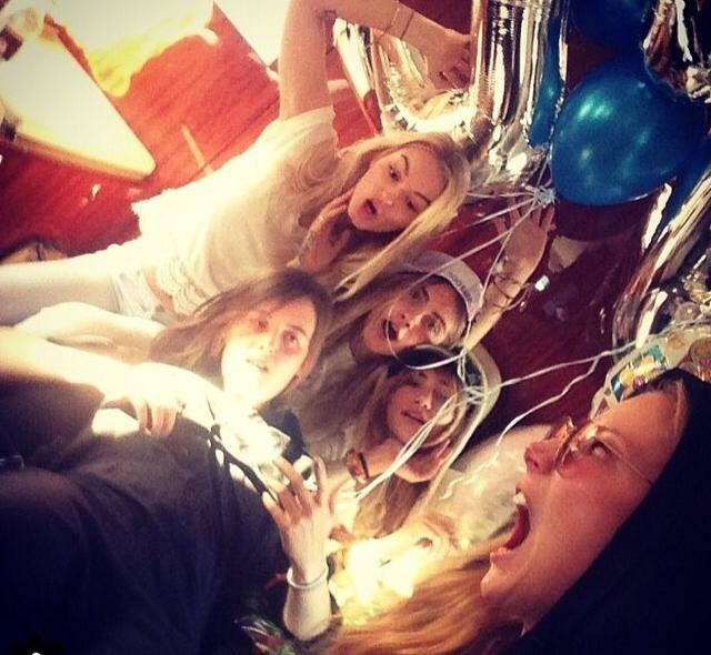 Cara Delevingne : Happy Birthday Cara !