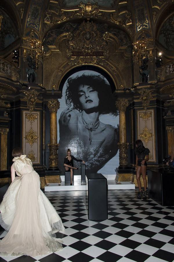 La nouvelle galerie du musée Grévin