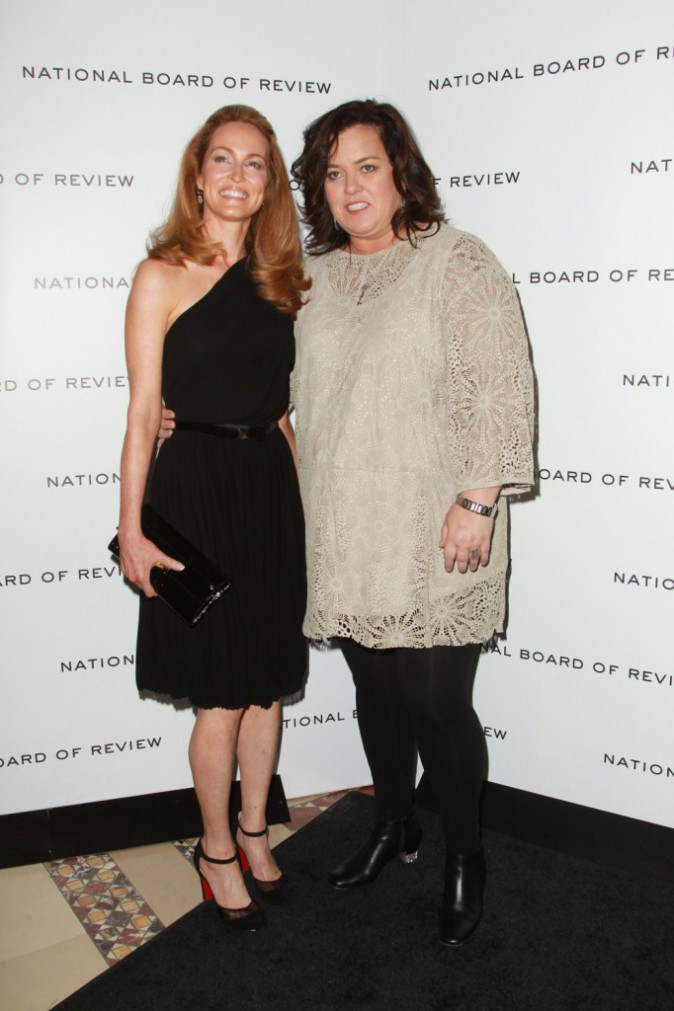 Rosie O'Donnell et sa femme Michelle Rounds