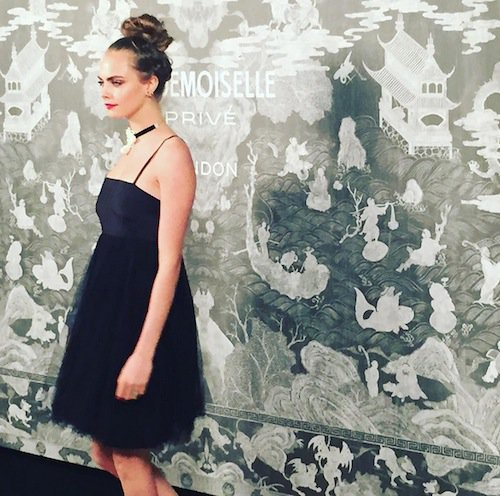 Photos : Cara et Poppy Delevingne, Georgia May Jagger… les tops s'activent pour Chanel !