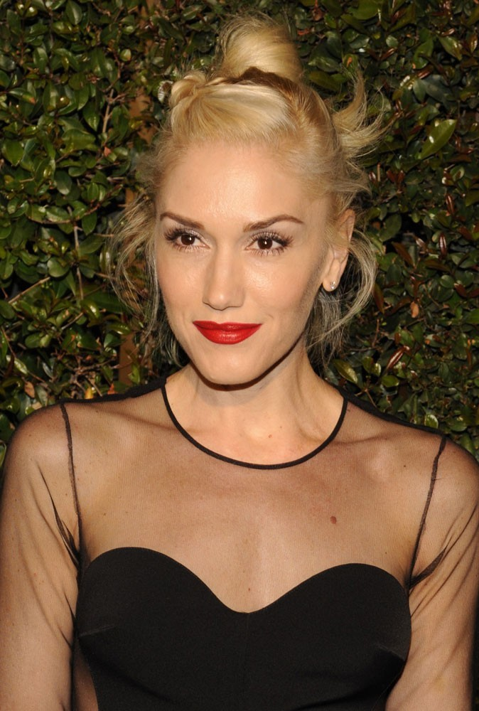 Photos : Gwen Stefani était vendeuse de produits laitiers