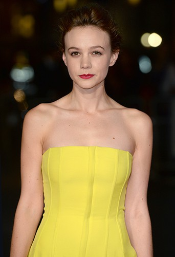 Carey Mulligan à Londres le 15 octobre 2013