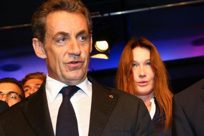 Meeting de Nicolas Sarkozy à Nice le 21 octobre 2014