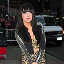 Carly Rae Jepsen le 25 octobre 2012 à New York