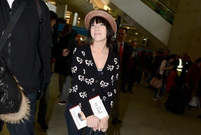 Carly Rae Jepsen, Paris, 12 novembre 2012.