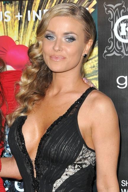 Carmen Electra le 10 janvier 2013 à Los Angeles