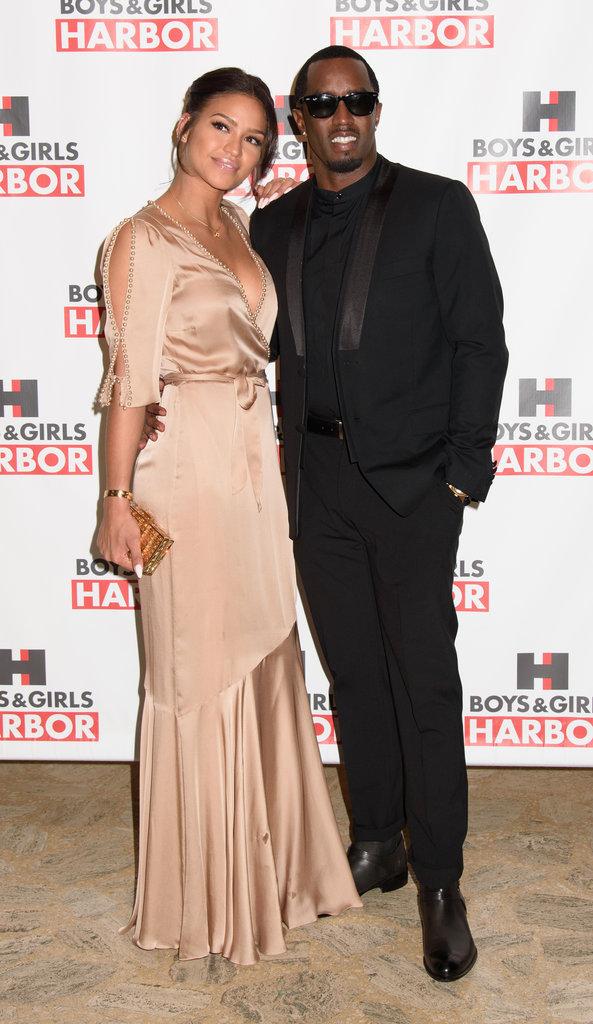 Cassie Ventura et P.Diddy à New York le 26 septembre 2016