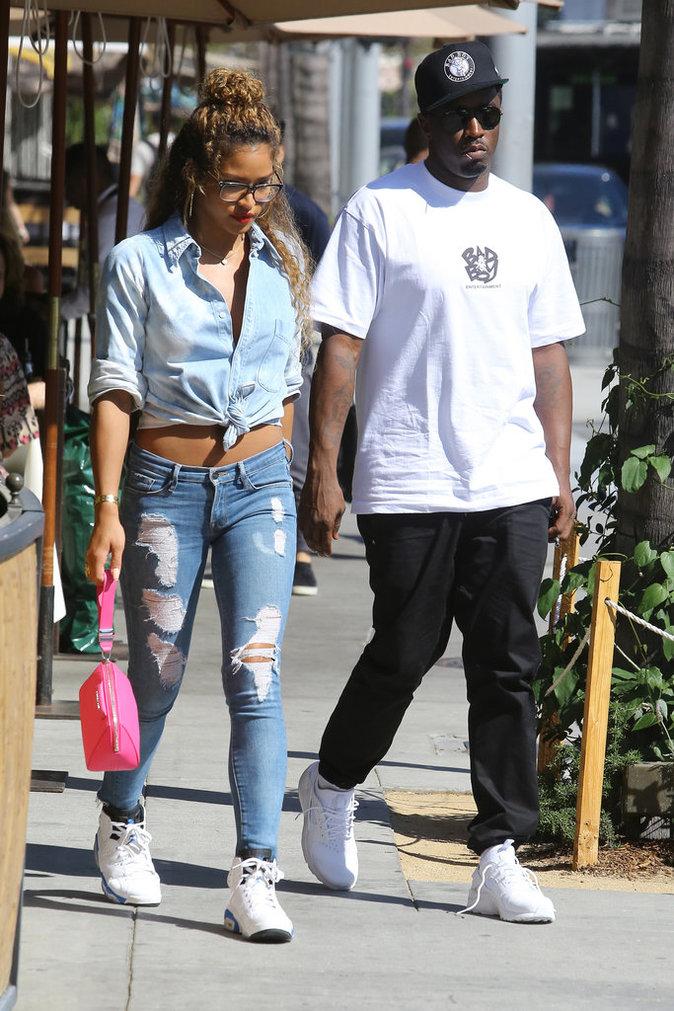 Photos : Cassie et P. Diddy : prête à détrôner Beyoncé et Jay-Z ?